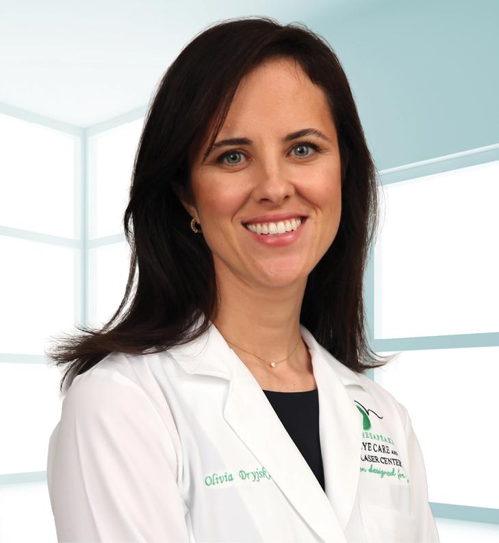 Dr Olivia Dryjski